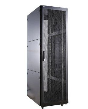 2米亚搏体育苹果app地址机柜 K36142,鼎极网络机柜 服务器机柜
