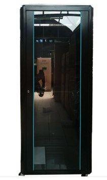 亚搏体育苹果app地址/TOTEN 网络机柜 TE6622 600*600*1.2米 经济柜 钢化玻璃门
