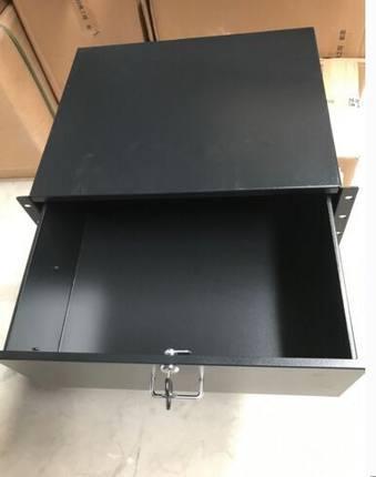 亚搏体育苹果app地址 机柜配件 4U抽屉 抽屉层板,键盘抽屉,机柜键盘托