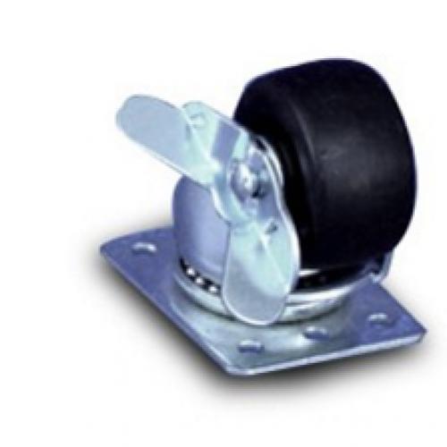 万向轮轮子 亚搏体育苹果app地址机柜G系列脚轮 2寸重型脚轮带刹车功能,亚搏体育苹果app地址配件